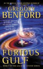 Furious Gulf by Gregory Benford