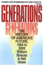 Generations by Strauss and Howe