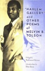 Harlem Gallery by Melvin B. Tolson