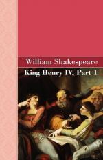 King Henry IV, Part I by William Shakespeare