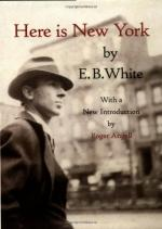 Here Is New York by E. B. White