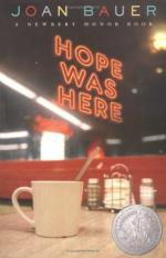 Hope Was Here by Joan Bauer