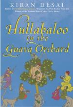 Hullabaloo in the Guava Orchard by Kiran Desai