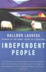 Independent People by