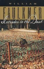 Intruder in the Dust by William Faulkner