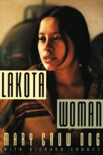 Lakota Woman by Mary Crow Dog