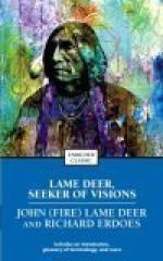 Lame Deer, Seeker of Visions by Richard Erdoes