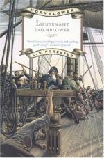 Lieutenant Hornblower by C. S. Forester