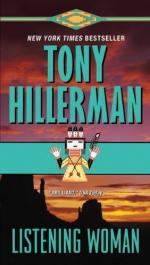 Listening Woman by Tony Hillerman