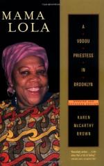 Mama Lola: A Vodou Priestess in Brooklyn by Karen McCarthy Brown