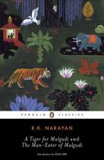The Man-Eater of Malgudi by R. K. Narayan