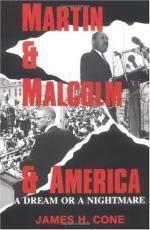 Martin & Malcolm & America: A Dream or a Nightmare by James H. Cone