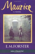 Maurice by E. M. Forster