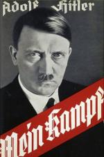 Mein Kampf by Adolf Hitler