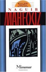 Miramar by Naguib Mahfouz