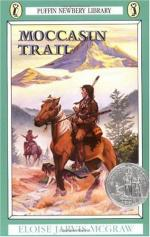 Moccasin Trail by Eloise McGraw