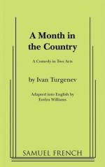 A Month in the Country by Ivan Turgenev