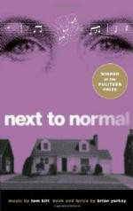Next to Normal by Brian Yorkey