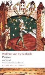 Parzival by Wolfram von Eschenbach