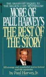 Paul Harvey's The Rest of the Story by Paul Harvey