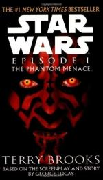 Star Wars Episode I: The Phantom Menace by Terry Brooks