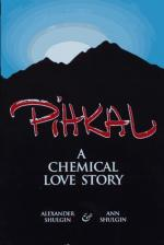 Pihkal: A Chemical Love Story by Alexander Shulgin