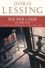 Play with a Tiger by Doris Lessing