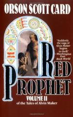 Red Prophet by Orson Scott Card