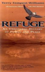 Refuge: An Unnatural History of Family and Place by Terry Tempest Williams