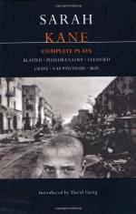Sarah Kane: Complete Plays by Sarah Kane