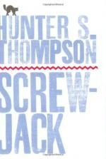 Screw-jack by Hunter S. Thompson