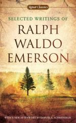 Selected Writings of Ralph Waldo Emerson by Ralph Waldo Emerson