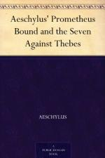 Seven against Thebes by Aeschylus
