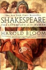 Shakespeare: The Invention of the Human by Harold Bloom