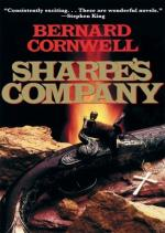 Sharpe's Company: Richard Sharpe and the Siege of Badajoz, January to April 1812 by Bernard Cornwell