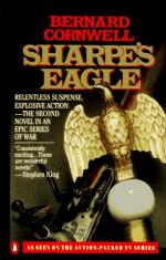Sharpe's Eagle: Richard Sharpe and the Talavera Campaign July 1809 by Bernard Cornwell