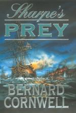 Sharpe's Prey: Richard Sharpe and the Expedition to Copenhagen, 1807 by Bernard Cornwell