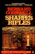 Sharpe's Rifles: Richard Sharpe and the French Invasion of Galicia, January 1809 by Bernard Cornwell
