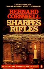 Sharpe's Rifles: Richard Sharpe and the French Invasion of Galicia, January 1809 by Bernard Cornwell