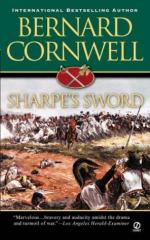 Sharpe's Sword: Richard Sharpe and the Salamanca Campaign, June and July 1812 by Bernard Cornwell