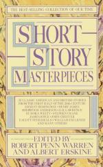 Short Story Masterpieces by Robert Penn Warren