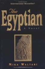 Sinuhe the Egyptian: A Novel by Mika Waltari