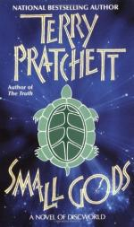 Small Gods: A Novel of Discworld by Terry Pratchett
