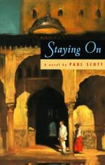 Staying On by Paul Scott