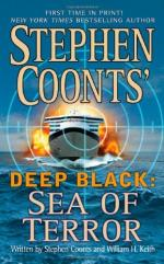 Stephen Coonts' Deep Black by Stephen Coonts