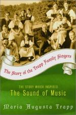 The Story of the Trapp Family Singers by Maria von Trapp
