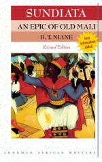 Sundiata by Djeli Mamoudou Kouyate