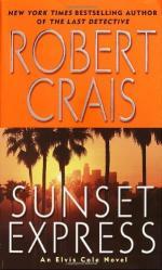 Sunset Express: An Elvis Cole Novel by Robert Crais