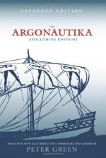 The Argonautika: The Story of Jason and the Quest for the Golden Fleece by Apollonius of Rhodes