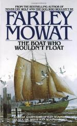 The Boat Who Wouldn't Float by Farley Mowat